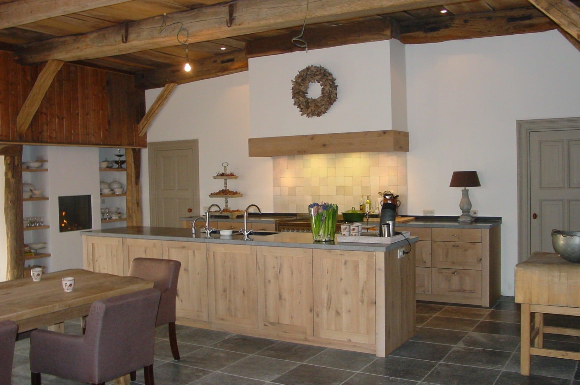 landelijk modern Keuken Inbouwapparatuur com
